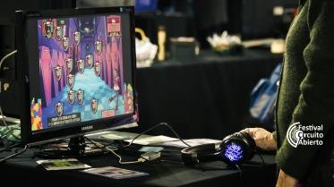 stand juegos interactivos