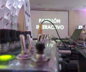 Semana TIC - Pabellón Interactivo